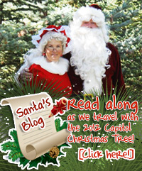 Click here to read Santa's Blog!