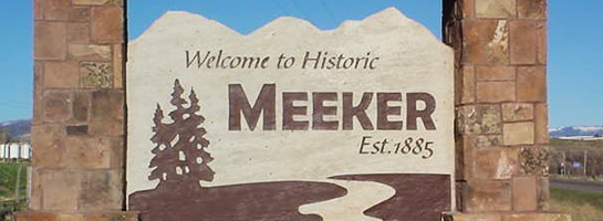 Welcome to Meeker Colorado